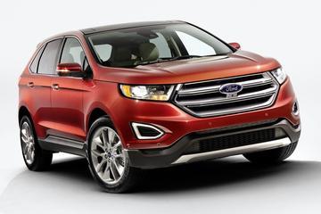 Officieel: de Ford Edge