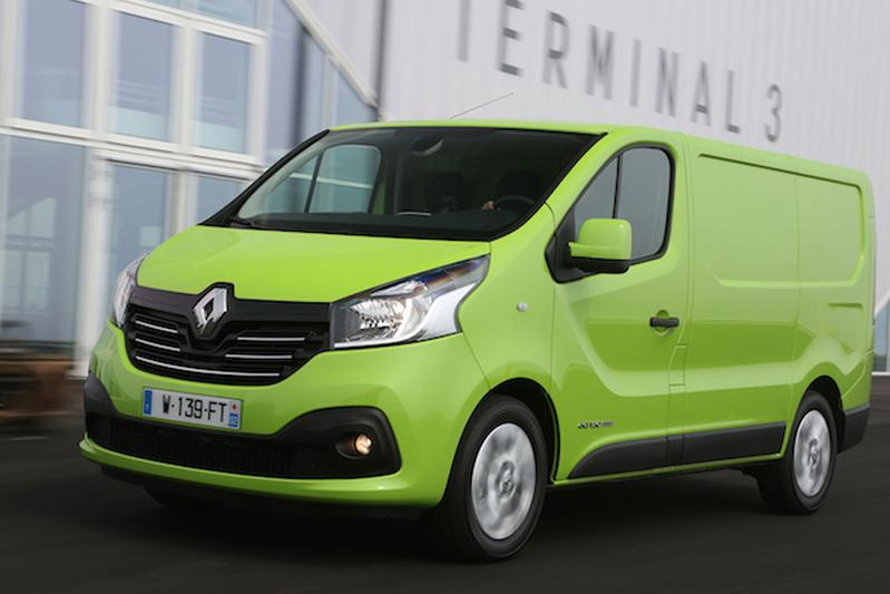 Renault Trafic L1H1 T29 Energy dCi 140 Comfort (2014)