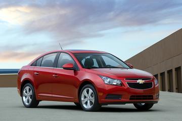 GM roept 33.000 Chevrolets Cruze terug
