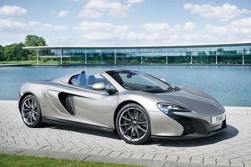 McLaren lanceert MSO 650S op Goodwood