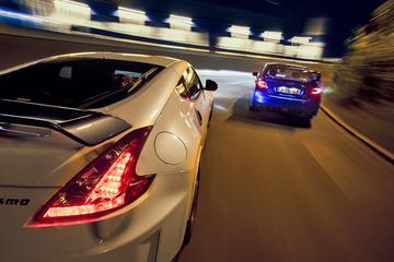 Subaru WRX STi vs. Nissan 370Z Nismo