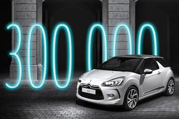 300.000e Citroën DS3 ziet levenslicht