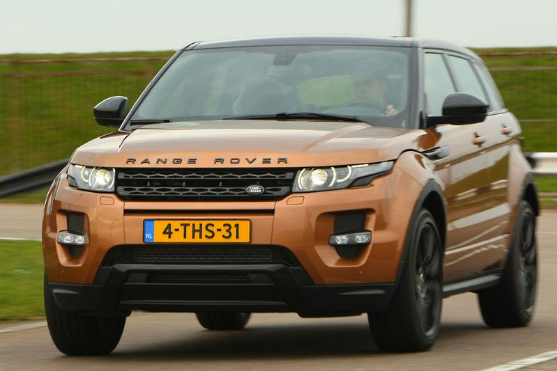 Land Rover Range Rover Evoque Si4 4WD Dynamic (2014)