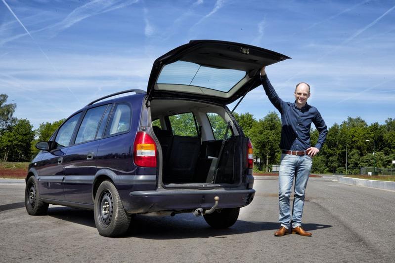 Klokje Rond - Opel Zafira