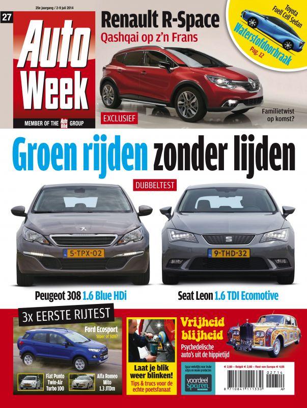 AutoWeek 27 2014