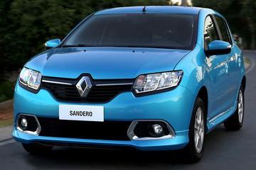 Dacia Sandero ontpopt zich tot Renault in Brazilië