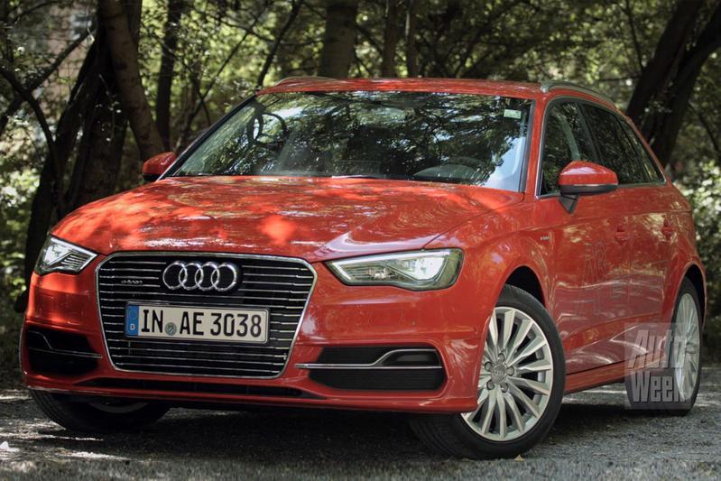 Rij-impressie Audi A3 e-tron