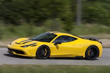 Novitec maakt Ferrari 458 Speciale nog specialer