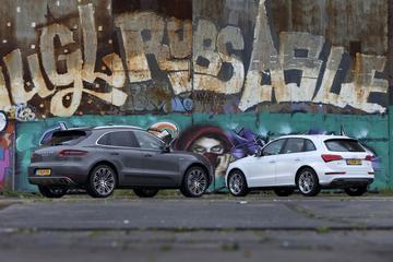 Audi SQ5 - Porsche Macan Diesel S