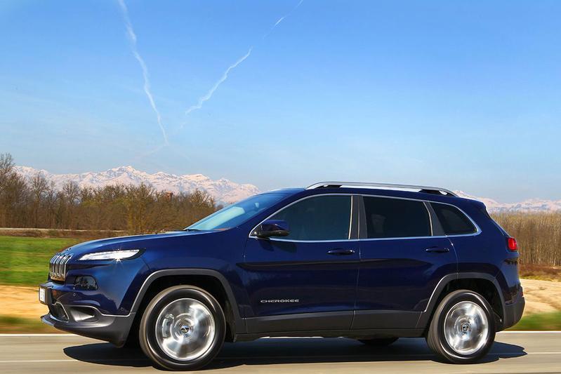 Jeep introduceert Cherokee Business Edition