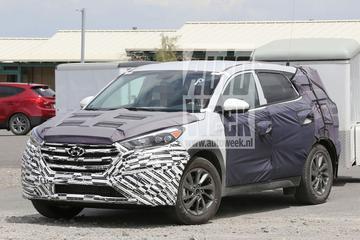 Nieuwe Hyundai ix35 verliest camouflage