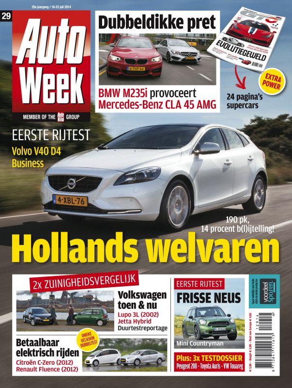 AutoWeek 29 2014