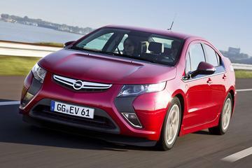 Opel maakt Ampera flink goedkoper