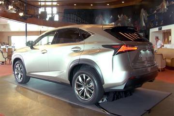 Journaal - Nederlandse debuut Lexus NX