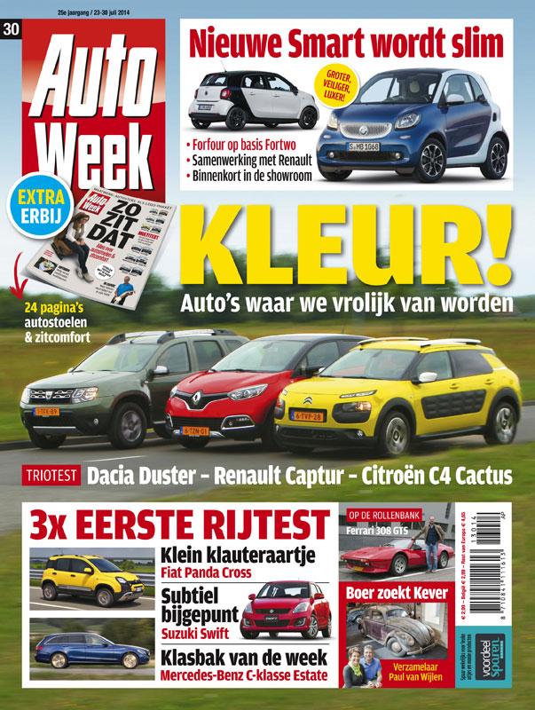 AutoWeek 30 2014