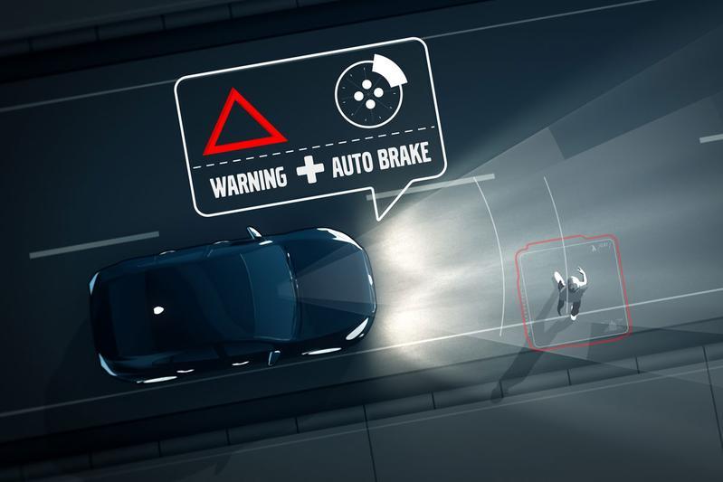 Volvo XC90 veiligheidssystemen