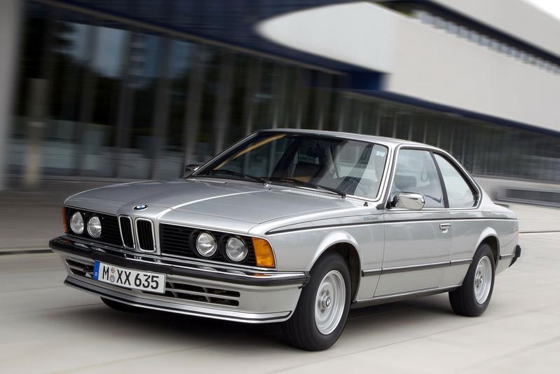 BMW blikt terug op eerste 6-serie