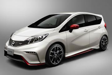 Ver-Nismo-en maar: Nissan Note Nismo