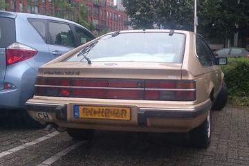In het wild: Opel Monza