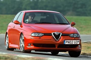 VriMiBolide: Alfa Romeo 156 GTA