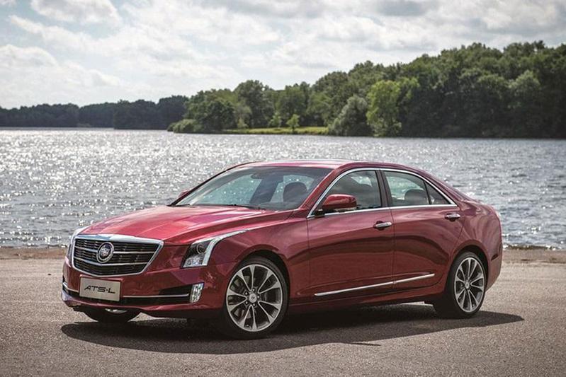 Cadillac presenteert lange ATS voor China