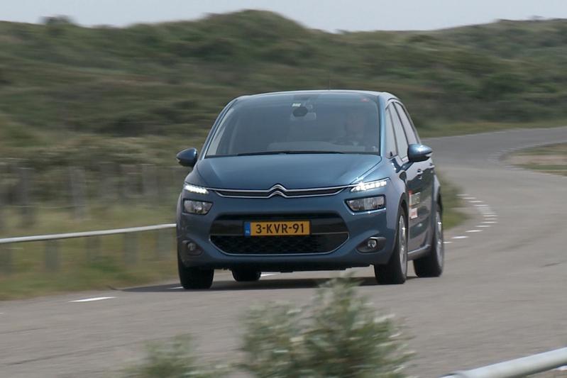 Welkom duurtester - Citroën C4 Picasso