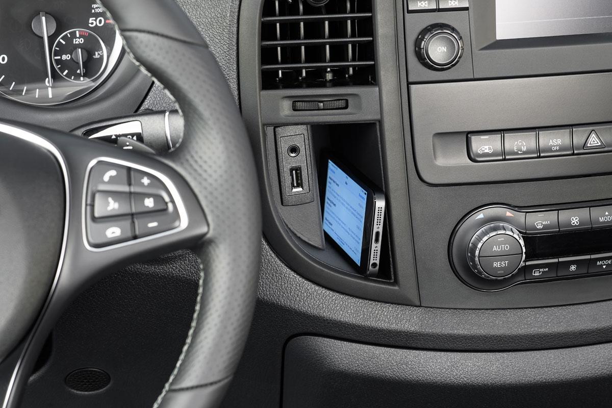 Nieuwe Mercedes Vito Gepresenteerd Autonieuws