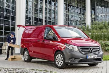 Nieuwe Mercedes Vito gepresenteerd