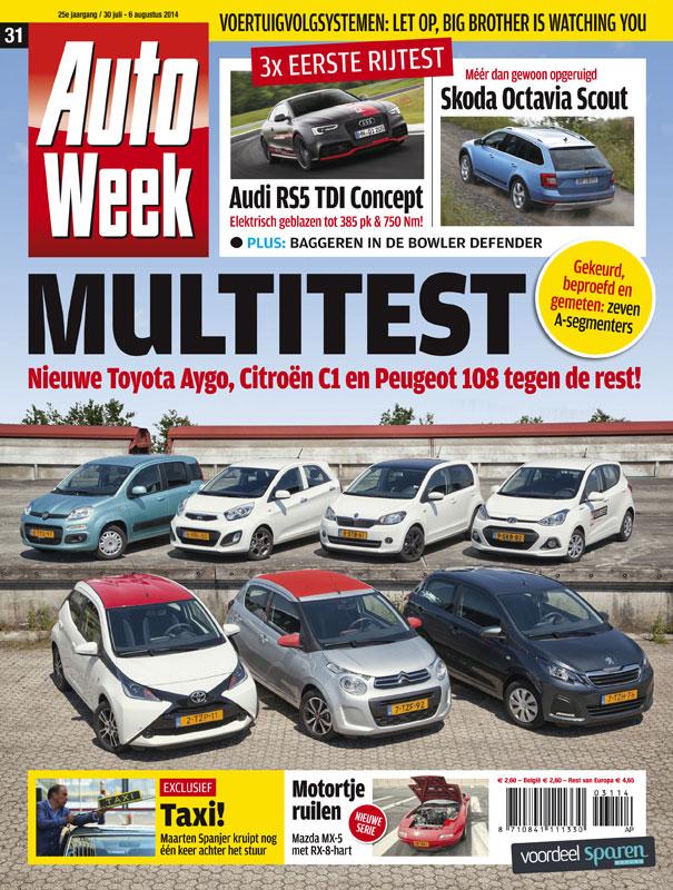 AutoWeek 31 2014