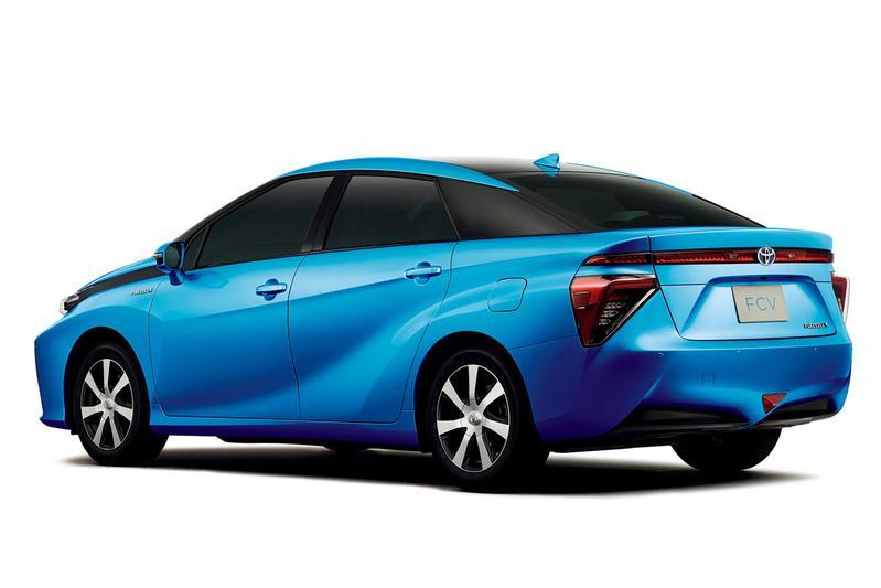 Toyota gaat brandstofcelauto Mirai noemen