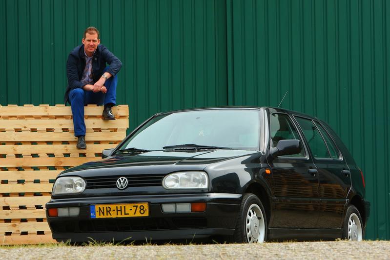 Klokje Rond - Volkswagen Golf