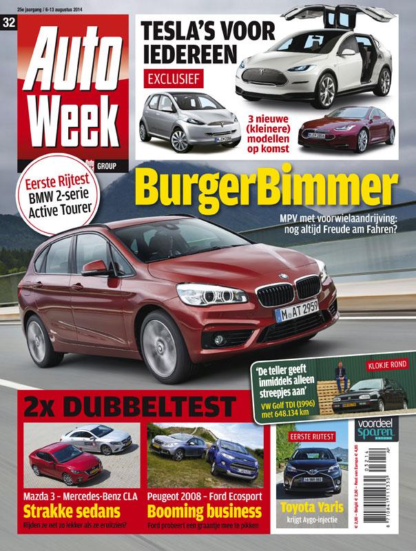 AutoWeek 32 2014