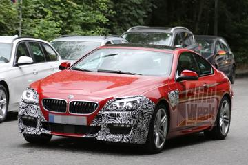 Minieme facelift BMW 6-serie op til