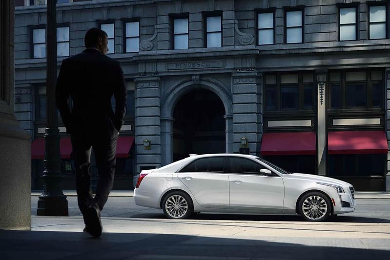 Cadillac CTS krijgt nieuwe neus