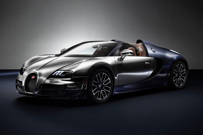 Bugatti Veyron Ettore Bugatti maakt serie compleet