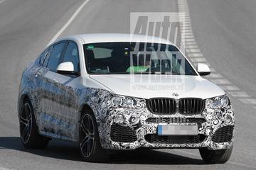 Voorlopige topper: BMW X4 M40i gespot