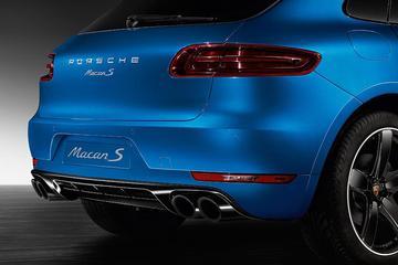 Meer aankleding voor Porsche Macan