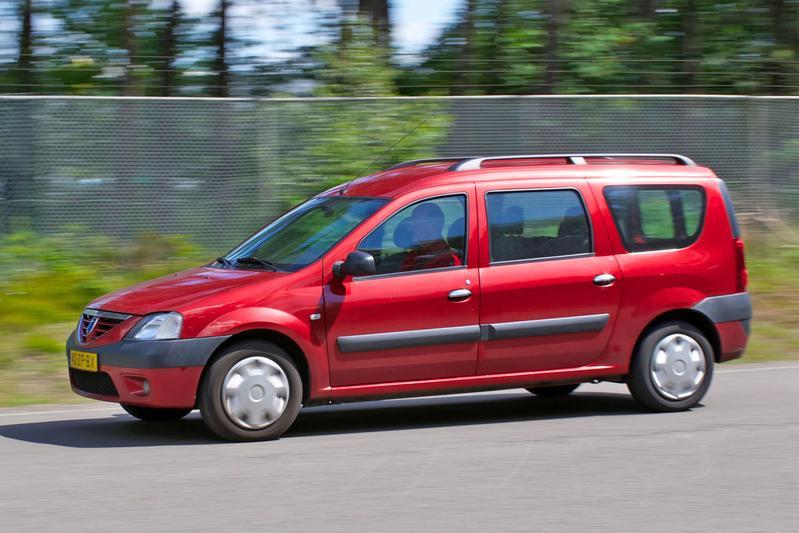 Klokje Rond - Dacia Logan MCV