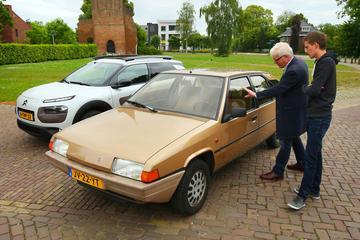 Geschiedenisles - Citroën BX
