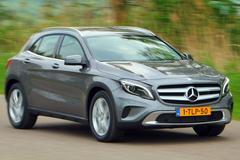 Mercedes-Benz GLA 200 automaat