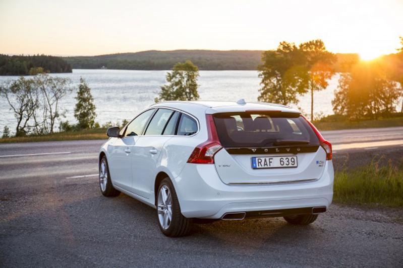 Polestar doet Volvo V60 Plug-in Hybrid