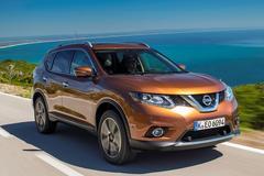 Nissan breidt gamma X-Trail gamma uit