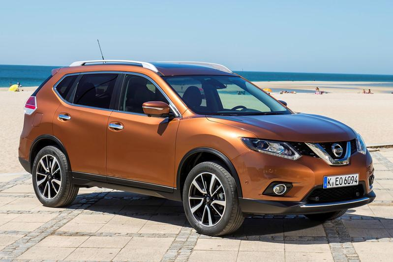 Nissan X-Trail DIG-T 163 Business Edition (2016)