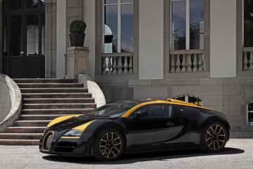 Bugatti Veyron 1 Of 1 is weer echt uniek