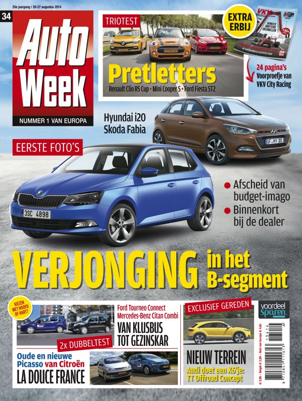 AutoWeek 34 2014