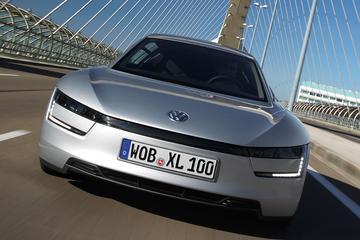 Volkswagen XL1 ook als vierzitter?