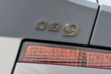 Aston Martin legt DB10 tot en met DB14 vast
