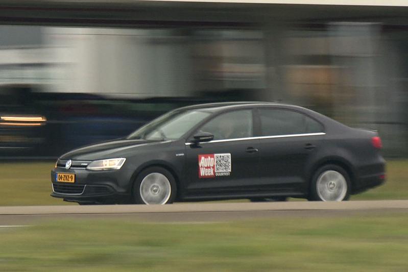 Afscheid Duurtester - Volkswagen Jetta Hybrid