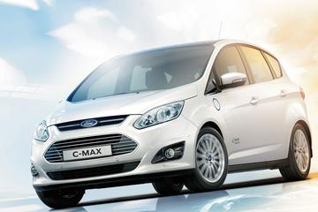Ford prijst eerste C-Max plug-inhybride