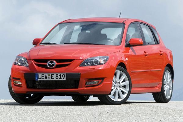 'Nieuwe Mazda 3 krijgt geen MPS-versie'
